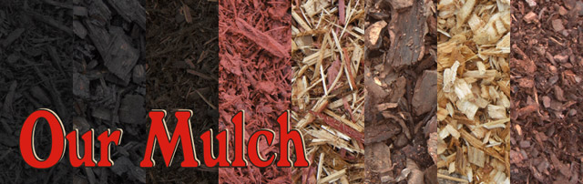 We Are Famous For Our Mulch Most Of Which Is Created At Own Yard Waste Recycling Center