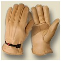 Grain Cowhide Work Glove