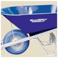 6 CUFT Marathon Ultimate Wheelbarrow